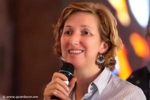 Aparição de Marija em 14 de outubro de 2012 em Desio, Itália