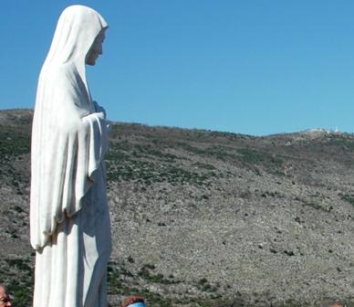 Estátua de Nossa Senhora