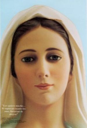 Nossa Senhora Rainha Paz
