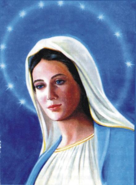 Mensagem de Nossa Senhora em 2 de março de 2014
