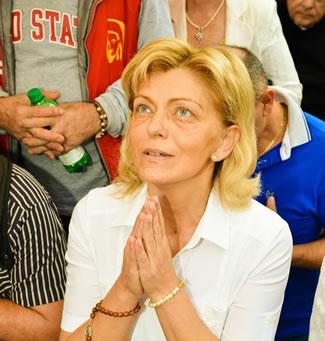 Mensagem de Nossa Senhora em 2 de setembro de 2014 para a vidente Mirjana Soldo