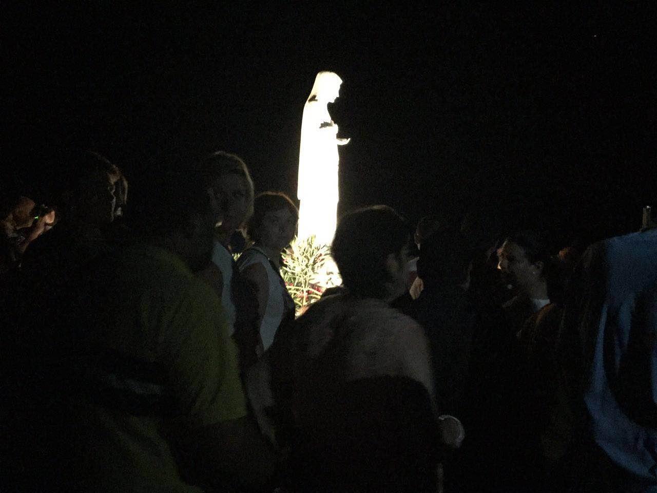 Mensagem extraordinária de Nossa Senhora em 24/06/2016