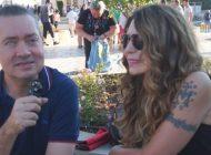 Entrevista com a Cantora Elba Ramalho em Medjugorje