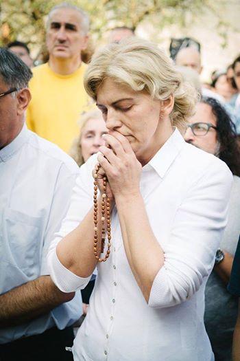 Mensagem de Nossa Senhora em 02 de Setembro de 2016 à Vidente Mirjana