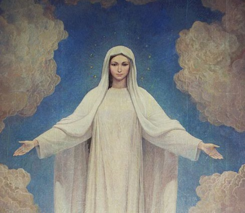 Mensagem de Nossa Senhora em 25 de Janeiro 2017