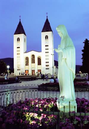 Igreja Medjugorje