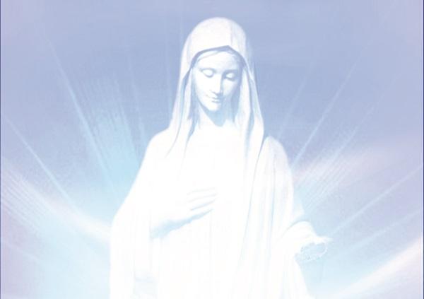 Mensagem de Nossa Senhora em 25 de março de 2014