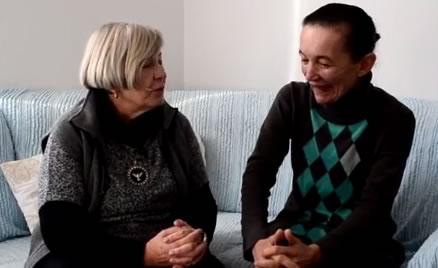 Video: Entrevista com a Vidente Vicka de Medjugorje