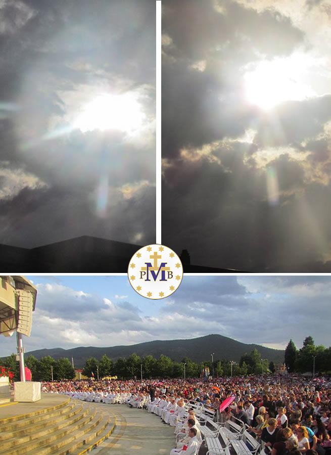 33 Anos de Aparição de Nossa Senhora em Medjugorje