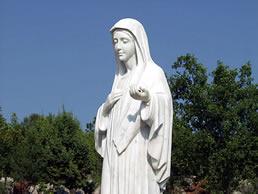 Aparição de Nossa Senhora 17 de agosto de 2014 para o vidente Ivan Dragicevic
