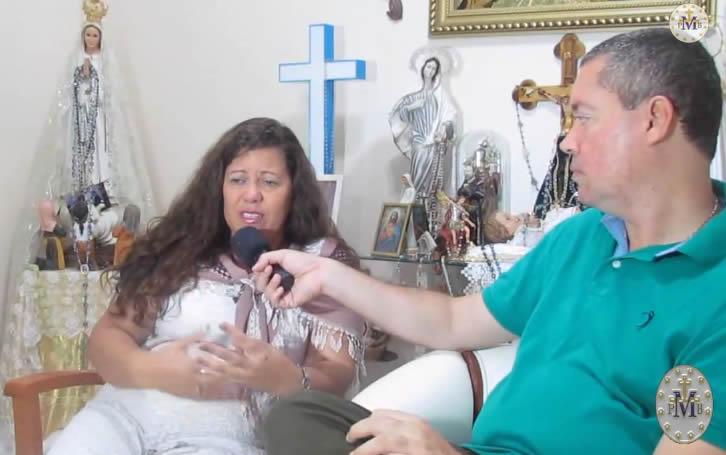 Testemunho de Maria José: Sua conversão e sua missão