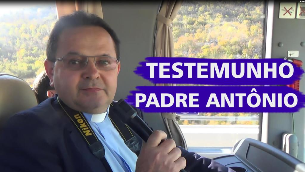 Testemunho do Padre Antônio sobre Medjugorje