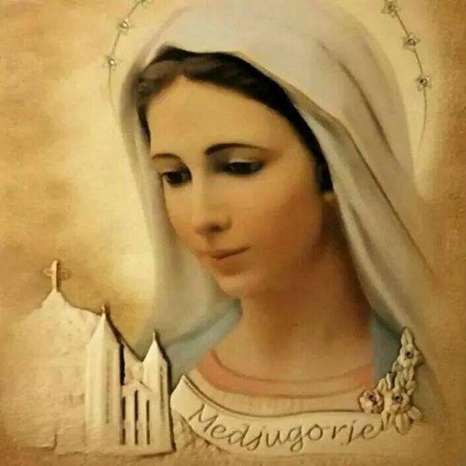 Mensagem de Nossa Senhora em 2 de setembro de 2015