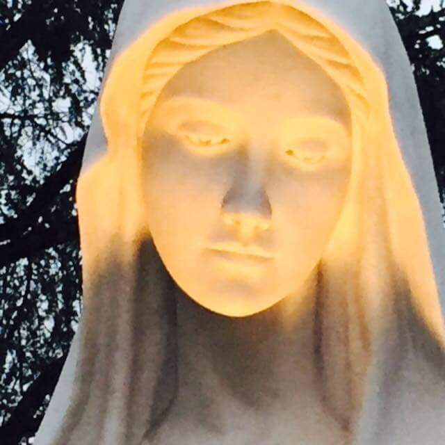 Mensagem de Nossa Senhora em 2 de outubro de 2016
