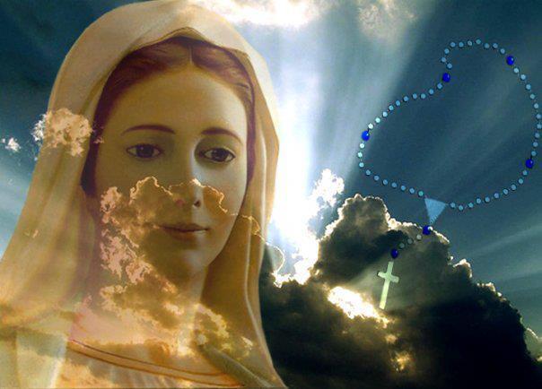 Mensagem extraordinária de Nossa Senhora em 19/05/2017