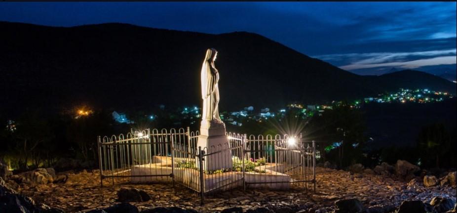MENSAGEM EXTRAORDINÁRIA DE NOSSA SENHORA EM 4 DE JUNHO DE 2018