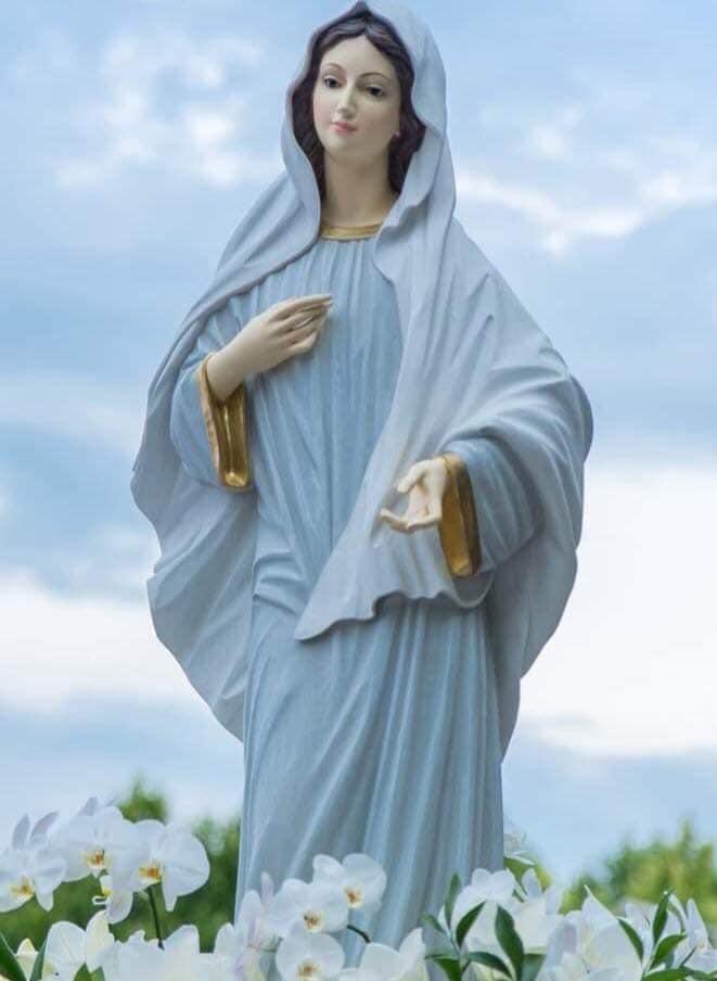 Mensagem de Nossa Senhora em 25 de janeiro de 2019