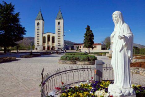 Mensagem de Nossa Senhora em Medjugorje em 25/09/2019 através da vidente Marija Pavlovic: