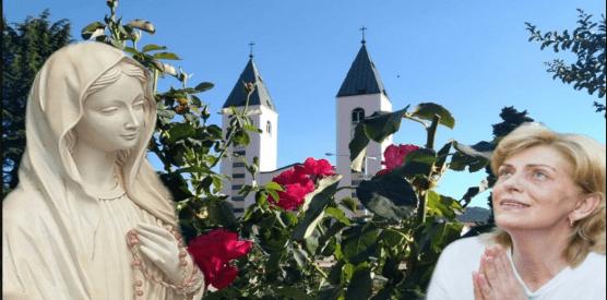 Mensagem de Nossa Senhora em Medjugorje no dia 02/10/2019 através da vidente Mirjana Soldo